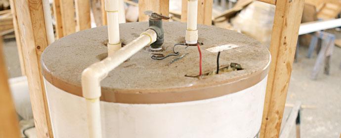 Central heating unit repair