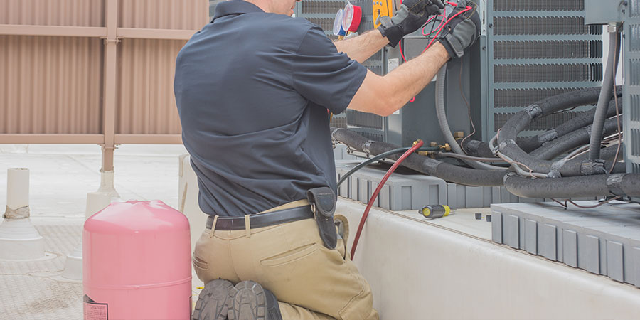 heating service repair
